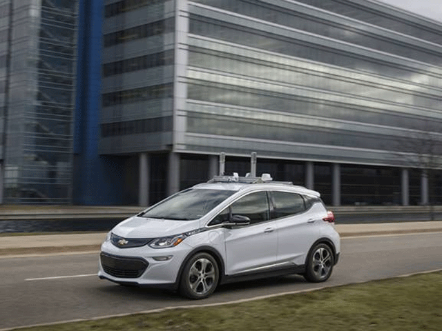 Self-driving cars: The race is on for self-driving cars and