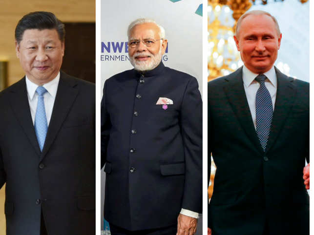 Modi joins Putin, Jinping in Forbes top 10 most powerful people list