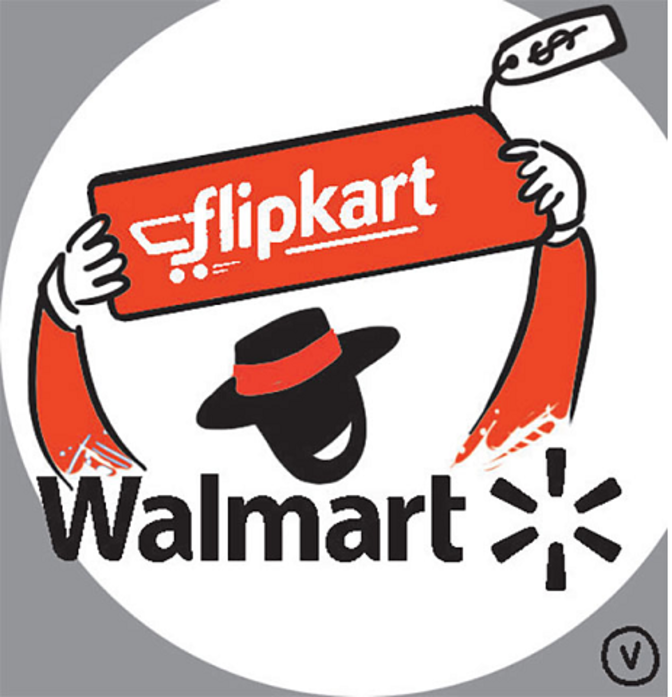 Walmart Flipkart Acquisition: Walmart acquires Flipkart for
