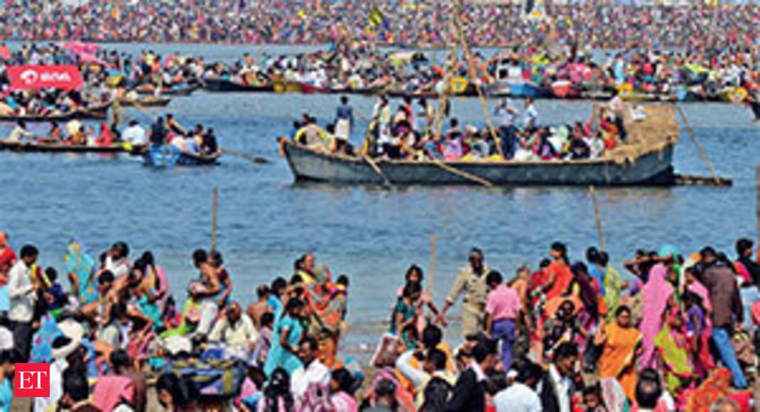 Kumbh mela a kumbh like no other up government prepares blueprint kumbh mela a kumbh like no other up government prepares blueprint will pump in rs 2000 crore for the event the economic times malvernweather Image collections