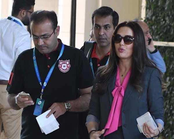 IPL 2018: Virender Sehwag to part ways with Kings Xi Punjab?