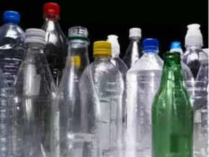 Europe bottled water increase plastic recycling