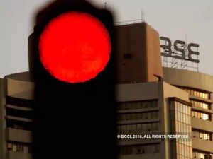 Watch: Market slips into red on Karnataka poll results