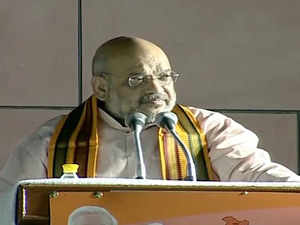 Congress tried every dirty trick to win but Karnataka rejected it: Amit Shah