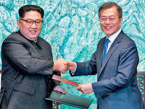 Two Koreas to hold talks as North starts to shut test site