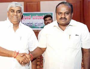 Karnataka elections 2018: Karnataka Elections 2018: Long live