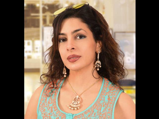Nawaz Singhania wearing Inheritance by Zoya