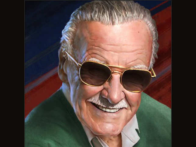 Stan Lee Socks His Former Company With $1 Billion Lawsuit