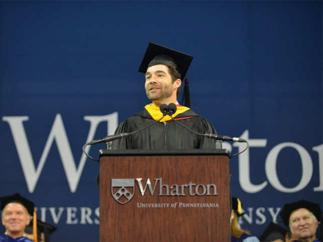 LinkedIn CEO Jeff Weiner used 'compassion' 23 times in his speech to Wharton undergrads