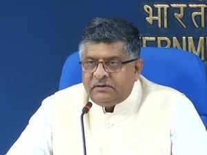 Cabinet approves Rs 11,330 crore for network spectrum for defence forces, says Ravi Shankar Prasad