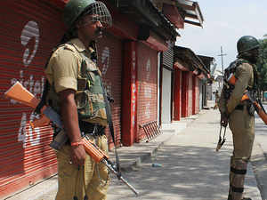 Suspension of operations in J&K no concession to militants: Officials