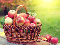 The forbidden fruit? Eating few apples a week can reduce diabetes risk