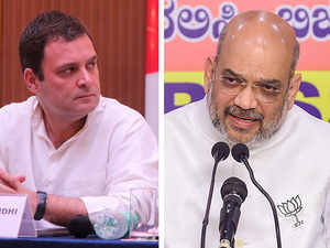 Amit Shah responds to Rahul Gandhi's 'hollow victory' jibe, reminds him of 'murder of democracy'