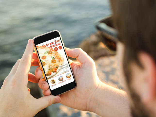 Don't order food online anymore, you can now get it from your neighbour