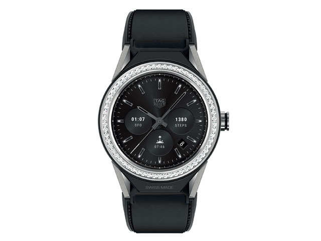 A Diamond Smartwatch For The Worthy Wrist 3b77ef50cd