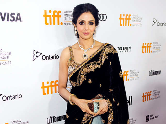 Sridevi honoured posthumously with Reginald F Lewis Film Icon Award at the Cannes Film Festival