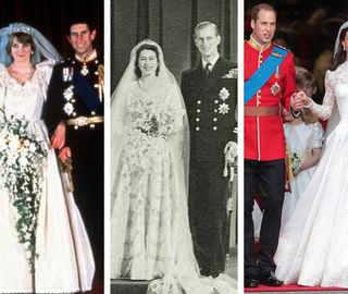 Throwback To The Phenomenal Royal Wedding Dresses