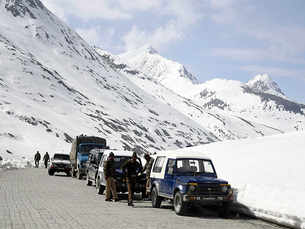 For all-year access to Ladakh, PM Modi to flag off work on Zojila tunnel