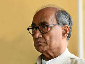 PM-appointed governors defeating Congress: Digvijaya Singh