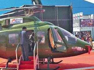 HAL keen to supply Navy with light utility helicopters