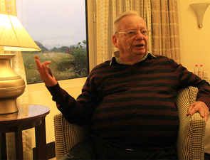 Happy Birthday, Ruskin Bond! Four books to curl up with today