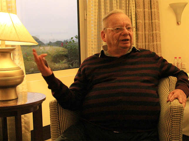 Happy Birthday, Ruskin Bond! Four of his books to curl up with today