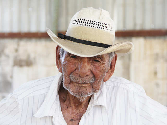 Age is just a number: 121-year-old Mexican feels he is 80, says work key to long life