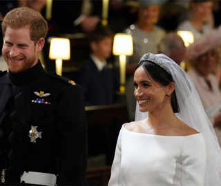 Highlights from Prince Harry & Meghan Markle's royal wedding