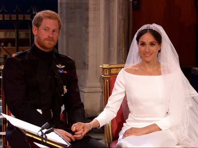 Royal Wedding Time In Us.Till Death Do Us Apart Royal Wedding Harry Meghan Exchange
