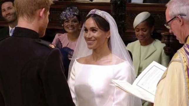 Bildergebnis für marriage prince harry and meghan markle pictures