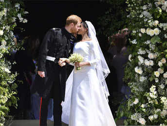 After royal wedding, will Granny's English get a 'Meghan effect'?