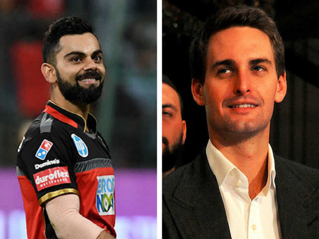 When Evan Spiegel and Virat Kohli said no to a hefty pay cheque