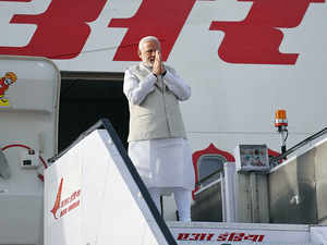 PM Modi leaves for Russia for informal summit with President Putin