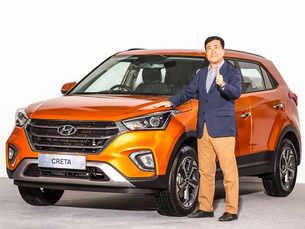 Hyundai drives in updated Creta at Rs 9.43 lakh