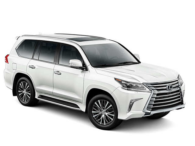 Lexus launches SUV LX 570 in India at Rs 2.33 crore