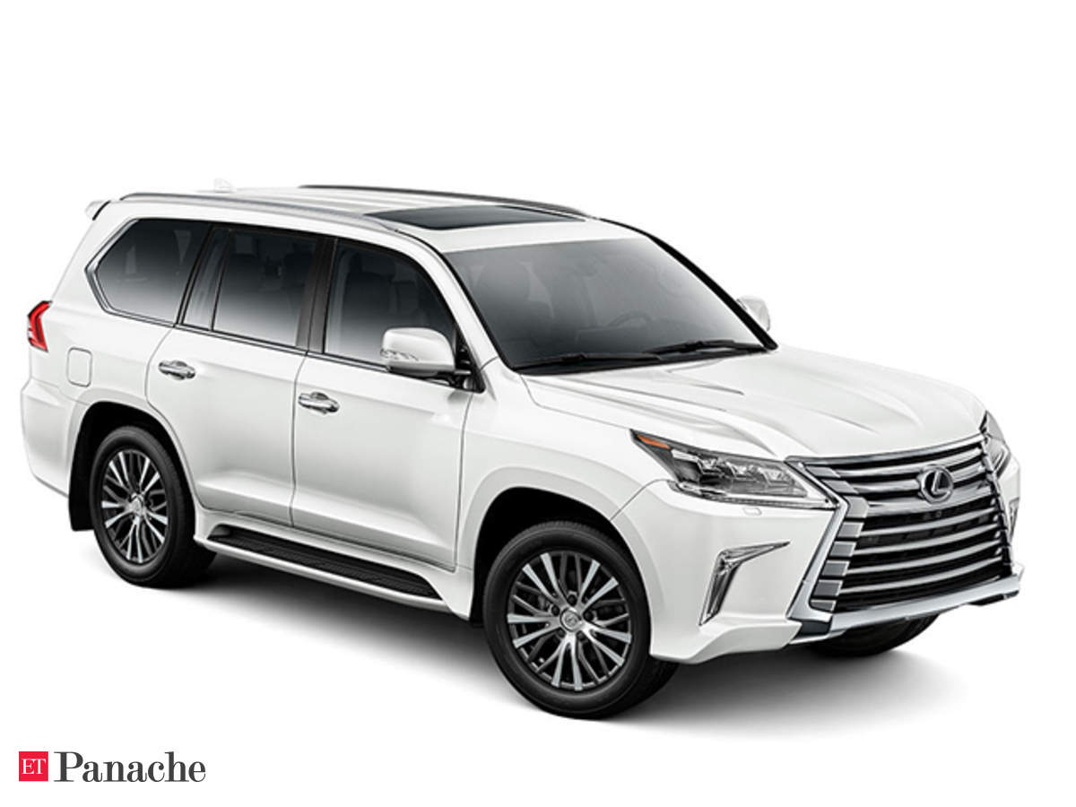 Lexus Launches Suv Lx 570 In India At Rs 2 33 Crore The Economic Times