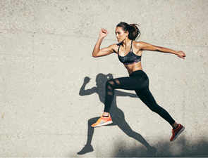 The secret to staying young is out: Exercise 4-5 times daily