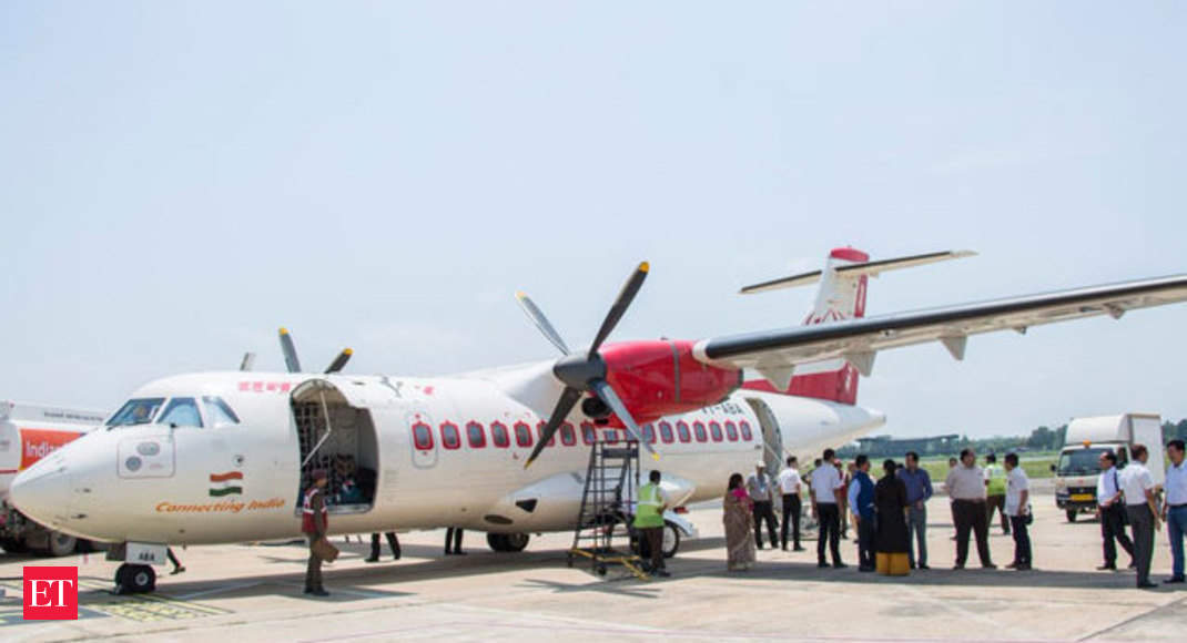 commercial flight: Arunachal Pradesh finally gets connected