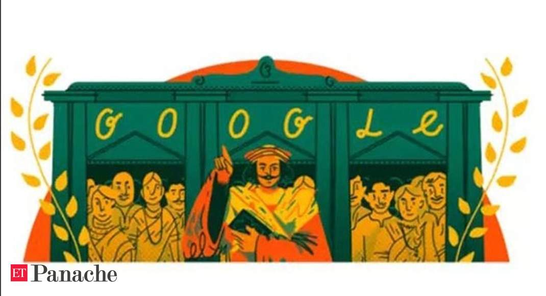 Raja Rammohun Roy: Google honours the 'Maker Of Modern India' with a doodle