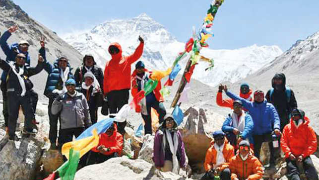 Mount Everest: Shivangi Pathak becomes youngest Indian woman to scale Everest