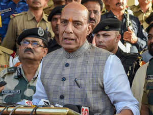 We must not fire the first bullet at Pakistan, says Rajnath Singh