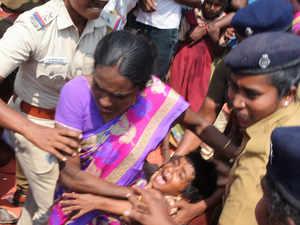 Anti-Sterlite protest in Tamil Nadu turns violent