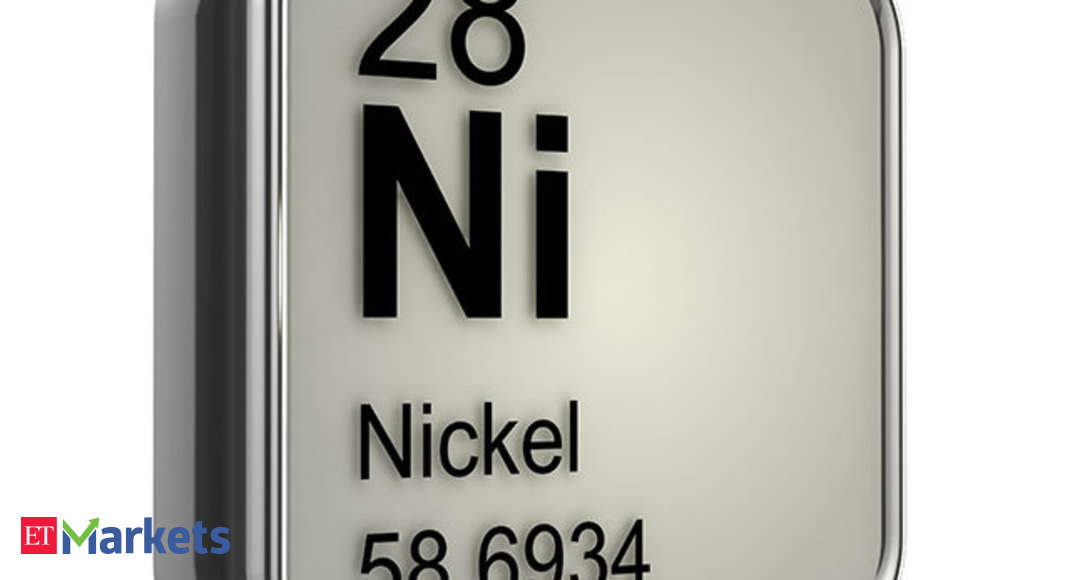 Nickel Why Higher Nickel Prices Are Here To Stay The Economic Times