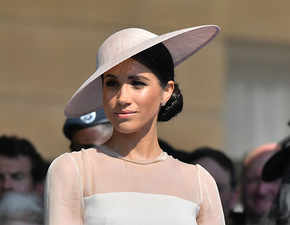 In 2013, British designers thought Meghan Markle wasn't famous enough to weir their clothes