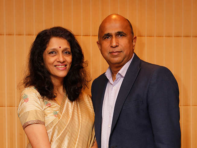 No retirement plans! Why K Ganesh & wife Meena aren't ready to hang up their boots just yet