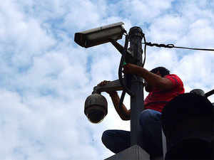 Cctv Chinese Firm Delhi Chose For Cctvs On Us Radar The