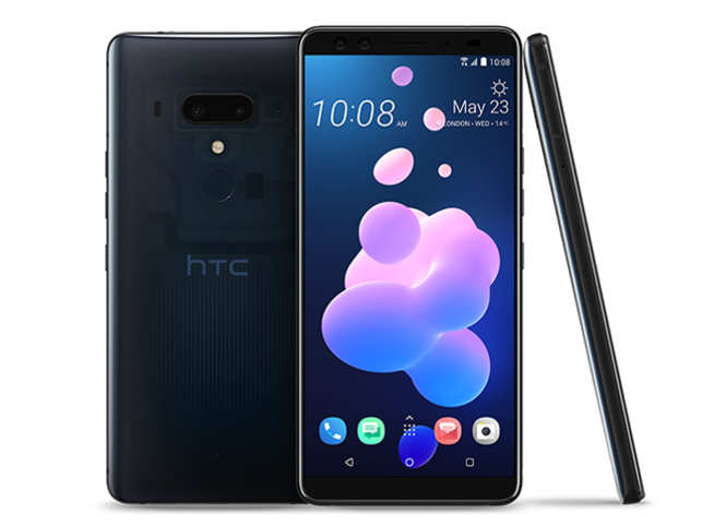 HTC unveils U12 Plus with four cameras and intelligent, interactive edges