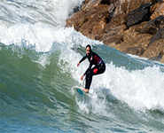 Morocco's women surfers ride out harassment