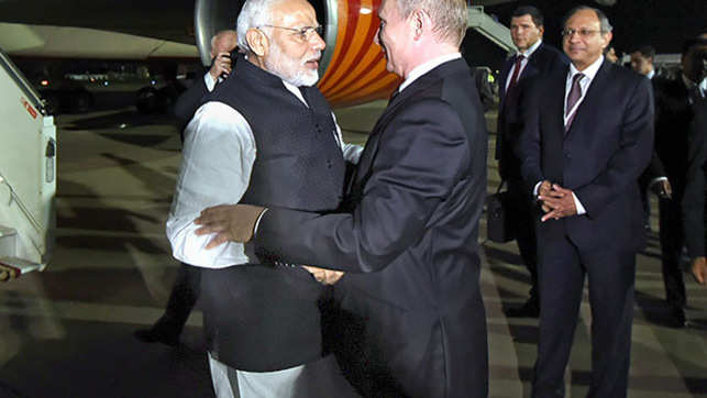 Modi-Putin summit: What Sochi bonhomie means for new world dynamics