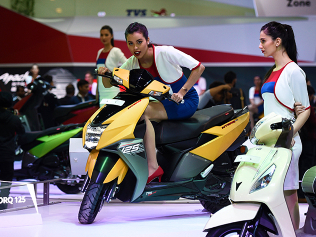 Trendspotting: Action is picking up in the 125 cc scooter segment
